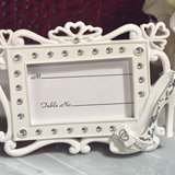 Belle of the ball dazzling Shoe design photo frame