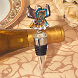 Murano deco Dazzling Angel bottle stopper