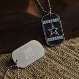 True Colors NFL Dog Tag (all nfl teams)