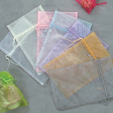 6x9 Sheer Organza Pouch (Pack of 6)