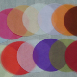 "9"" Round Tulle (Pack of 25)"