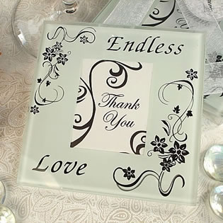 Endless Love Photo Coaster Set 2