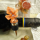 Deluxe Bottle Stopper Fall Design