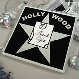 Hollywood Photo Coaster Set 2