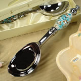 Murano Design Ice Cream Scoop Pastel