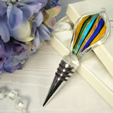 Murano Design Swirl Multi Stopper