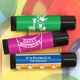 Kids Birthday Lip Balm (Black Tube)