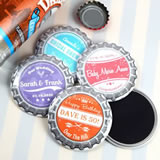 "Vintage Bottle Cap Magnets (2.25"")"