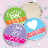 Kids Birthday Mirrors