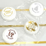 Metallic Foil Life Savers Mint Favors