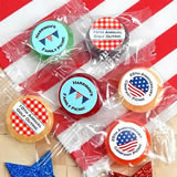 Patriotic Life Savers Candy