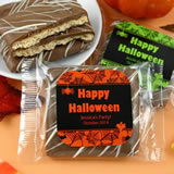 Halloween Chocolate Graham Cracker