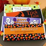 Halloween Hershey's Chocolate Bars