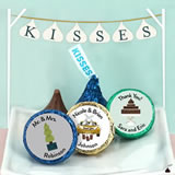 Hershey Exclusive Wedding Kisses