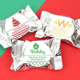 Holiday Metallic Foil YORK Peppermint Patties
