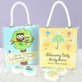 Baby Life Savers Mint Mini Gift Tote Favors