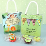 Baby Life Savers Candy Mini Gift Tote Favors