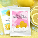Baby Lemonade Favors
