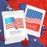 Patriotic Iced Tea Favors