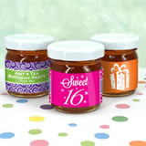 Kids Birthday Honey Favors