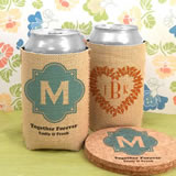 Monogram Can Cooler