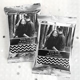 Photo Coffee Favors (Silver)