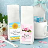 Baby Gourmet Coffee Favors (Tall Bag)