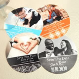 Photo Paper Coasters