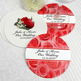 Paper Wedding Coasters