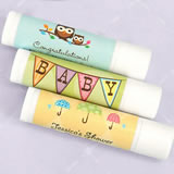 Baby Shower Lip Balm