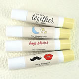 """We Go Together Like"" Double Sided Lip Balm"