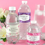 Water Bottle Labels (Set of 5)