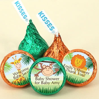 Baby Shower Hersheys Kisses - General
