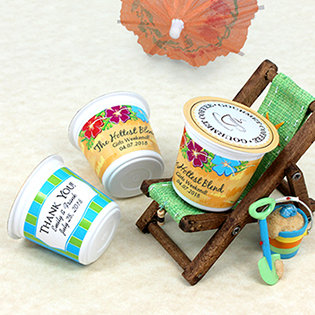 Personalized K-Cup Coffee - Beach Designs