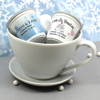 Personalized K-Cup Coffee - Winter Designs