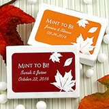 Personalized Mint Boxes - Silhouette Collection