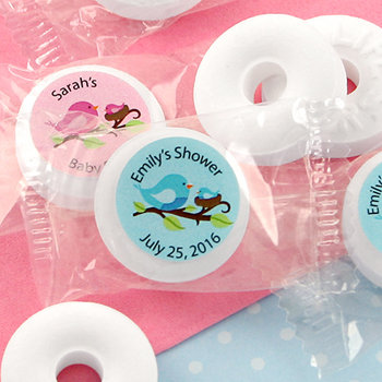 Baby Life Savers Mint Favors