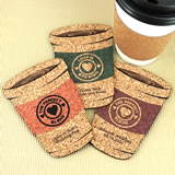 Personalized Coffee Cup Cork Coaster