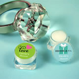 Themed Lip Balm Wedding Favors
