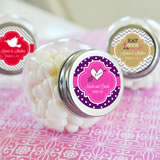 Themed Candy Jar Wedding Favors