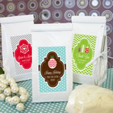 Holiday Muffin Mix Favors