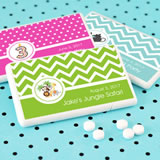 MOD Pattern Kid's Birthday Mini Mint Favors