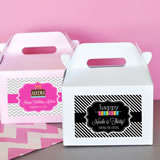 Birthday Mini Gable Boxes (set of 12)