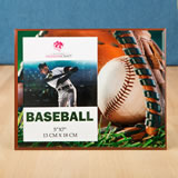 Baseball themed Frame 5 x 7 from Gifts By Fashioncraft