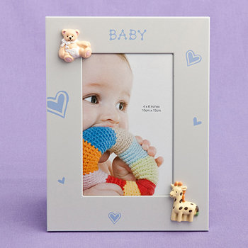 Baby boy picture   frame 4