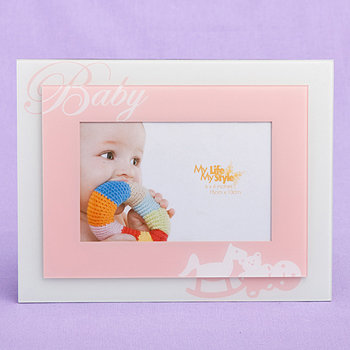 Baby Girl Picture Frame 4