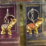 Gifts By Fashioncraft, Lucky Elephant Key Chains