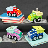 Delightful Dump Truck Banks/Centerpiece from Gifts By Fashioncraft