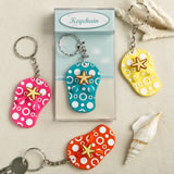 Flip Flop Key Chain from Gifts By Fashioncraft