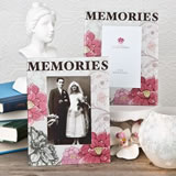 Memories Themed Glass Frame from Gifts By Fashioncraft